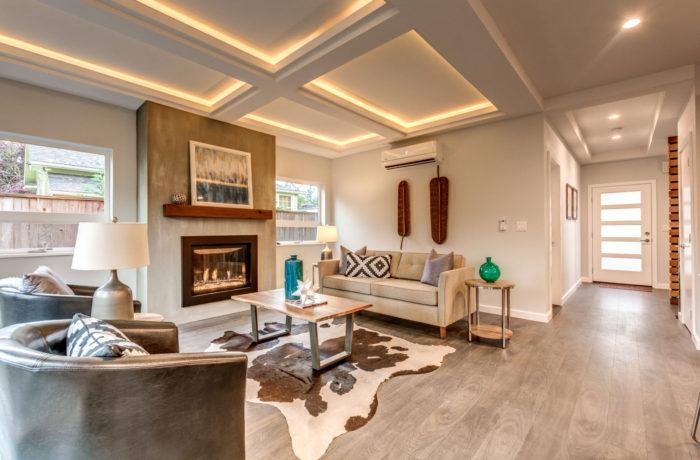 . Montavilla Living Room Remodel   Catalyst Construction   Remodeling
